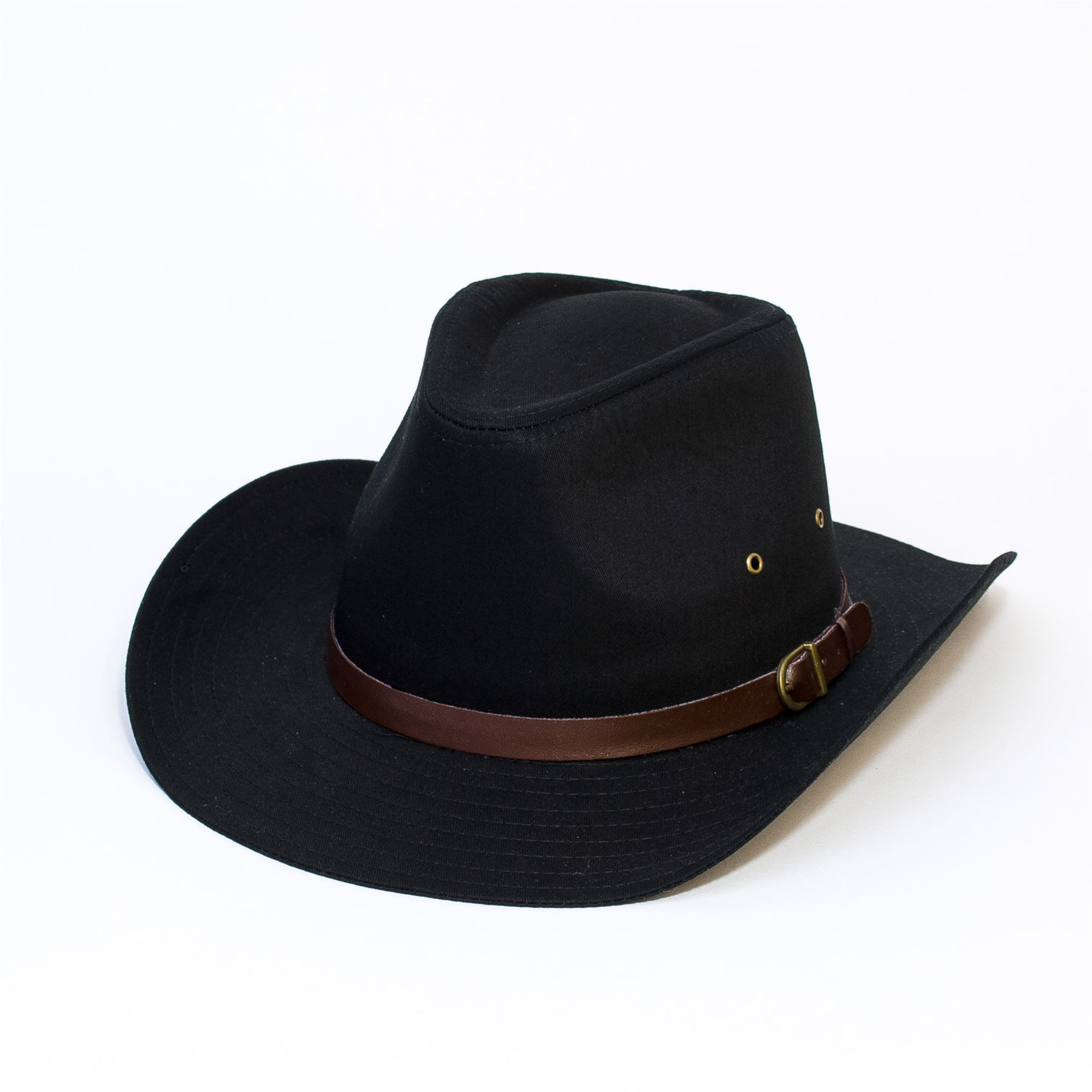 Mens Ladies Fancy Dress Cowboy Western Unisex Cowgirl Hat Cap New