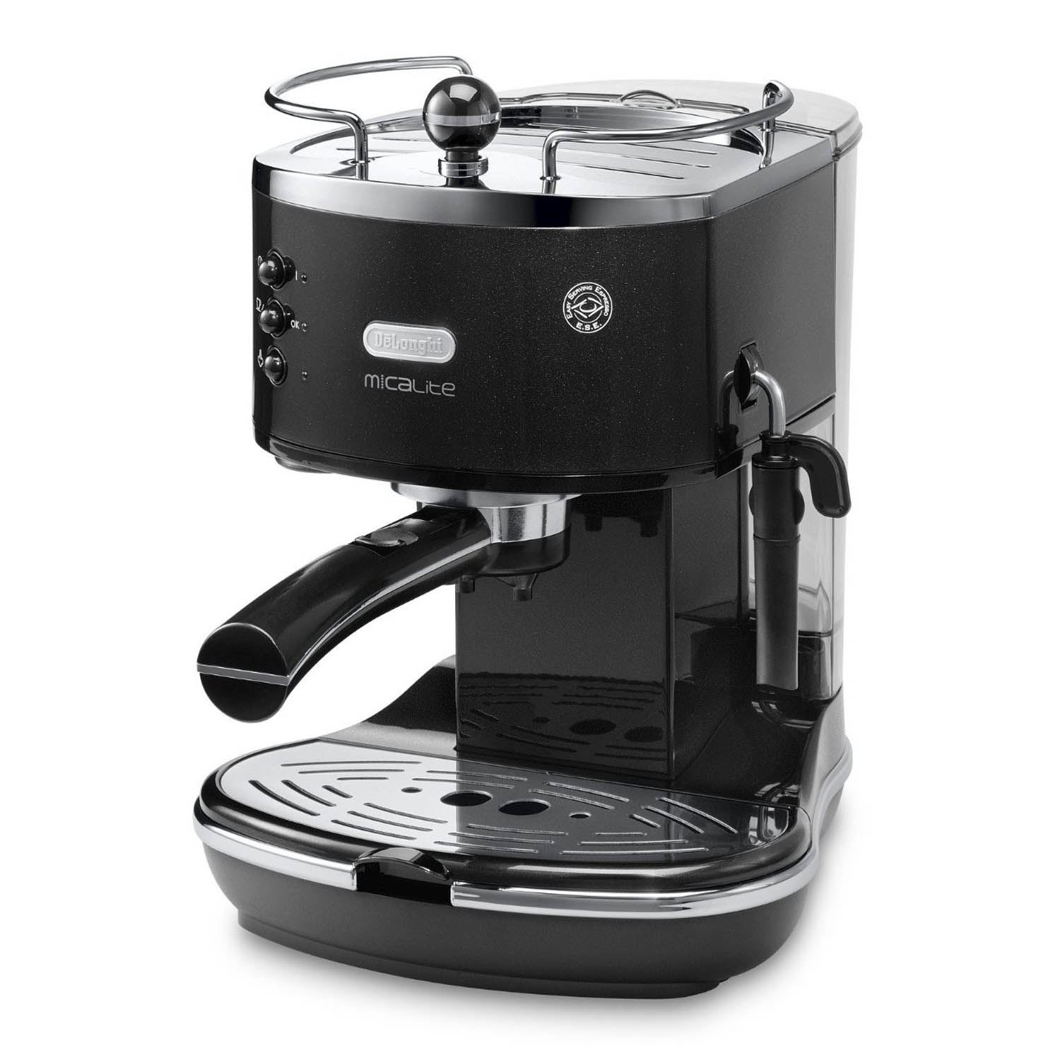 Delonghi ecom310 icona micalite 2 cup espresso filter New coffee machine
