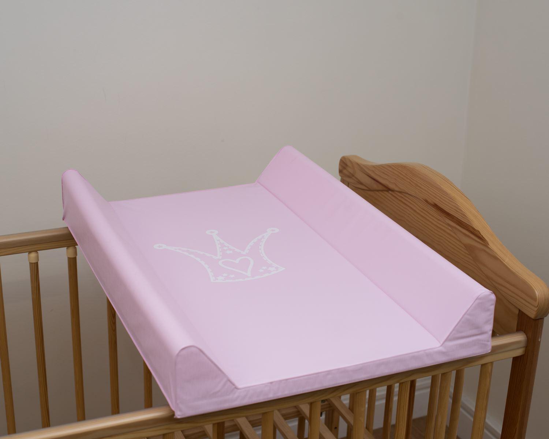 baby hard base changing mat fits cot cot bed top changer. Black Bedroom Furniture Sets. Home Design Ideas