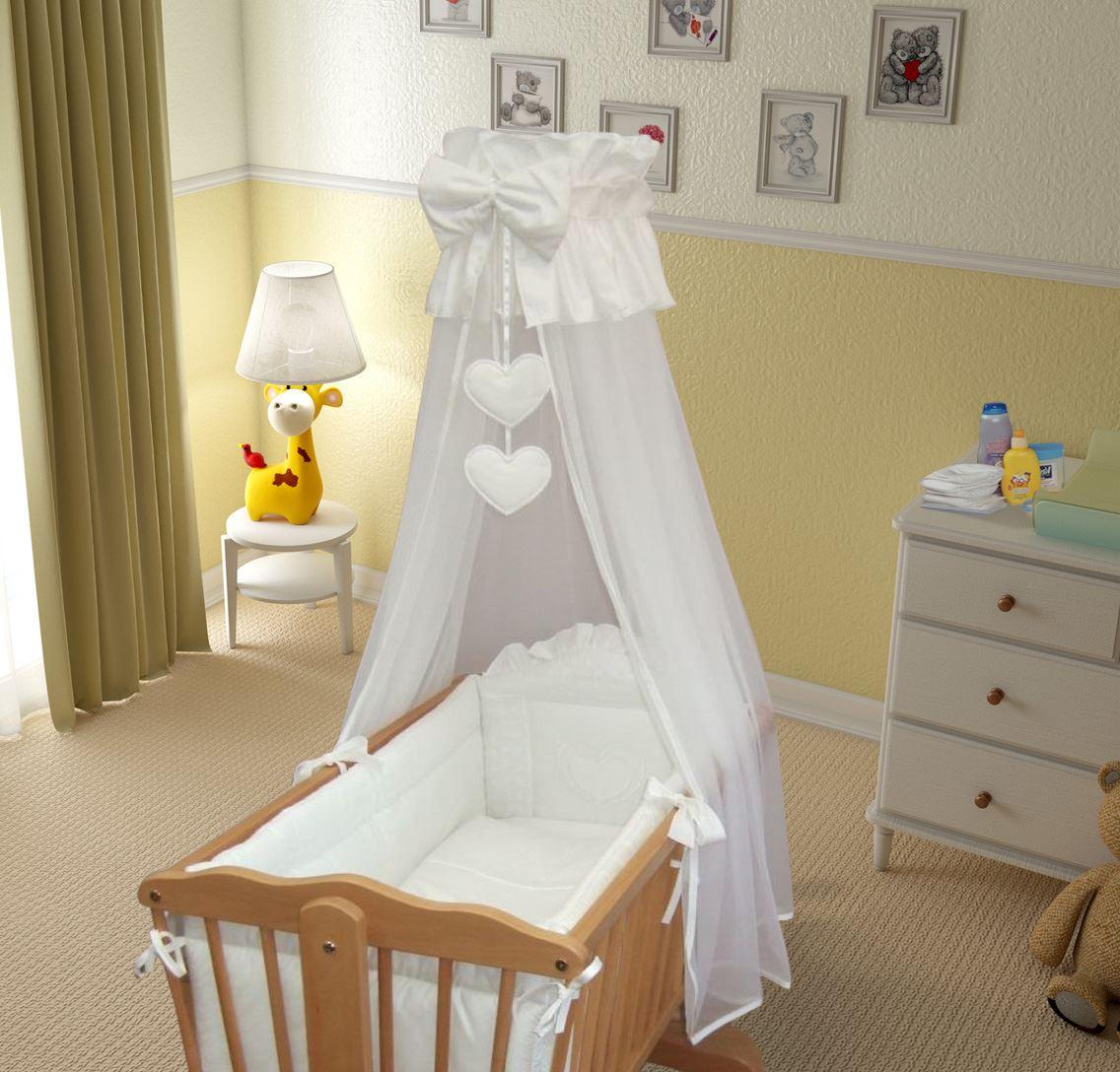 9 st ck wiege baby bettw sche set 90 x 40 cm fassungen swinging ebay. Black Bedroom Furniture Sets. Home Design Ideas