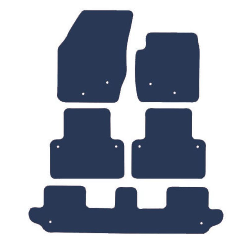 28 best floor mats volvo xc90 new oem umbra all. Black Bedroom Furniture Sets. Home Design Ideas