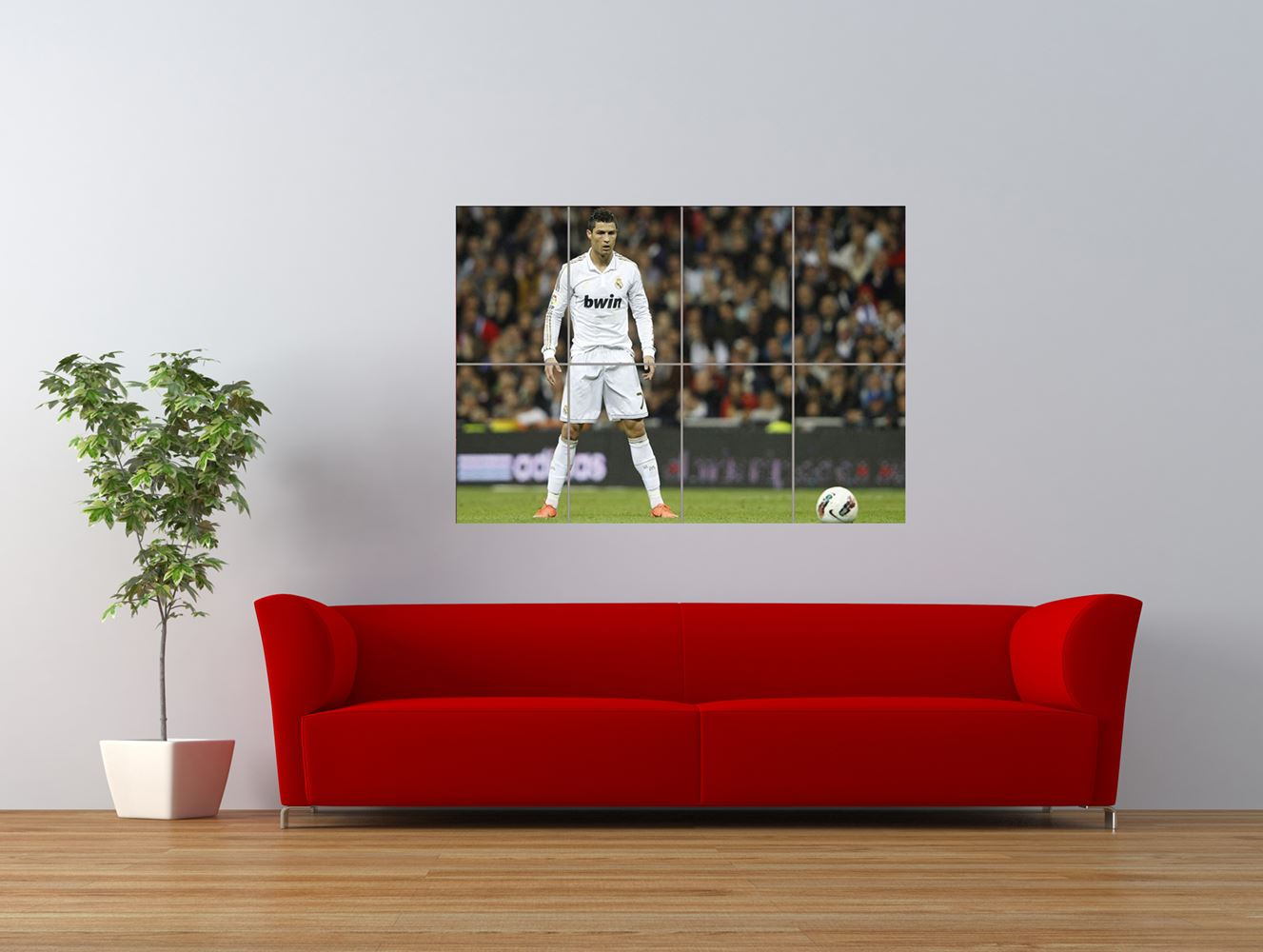 CRISTIANO-RONALDO-REAL-MADRID-FREE-KICK-GIANT-ART-PRINT-PANEL-POSTER-NOR0279
