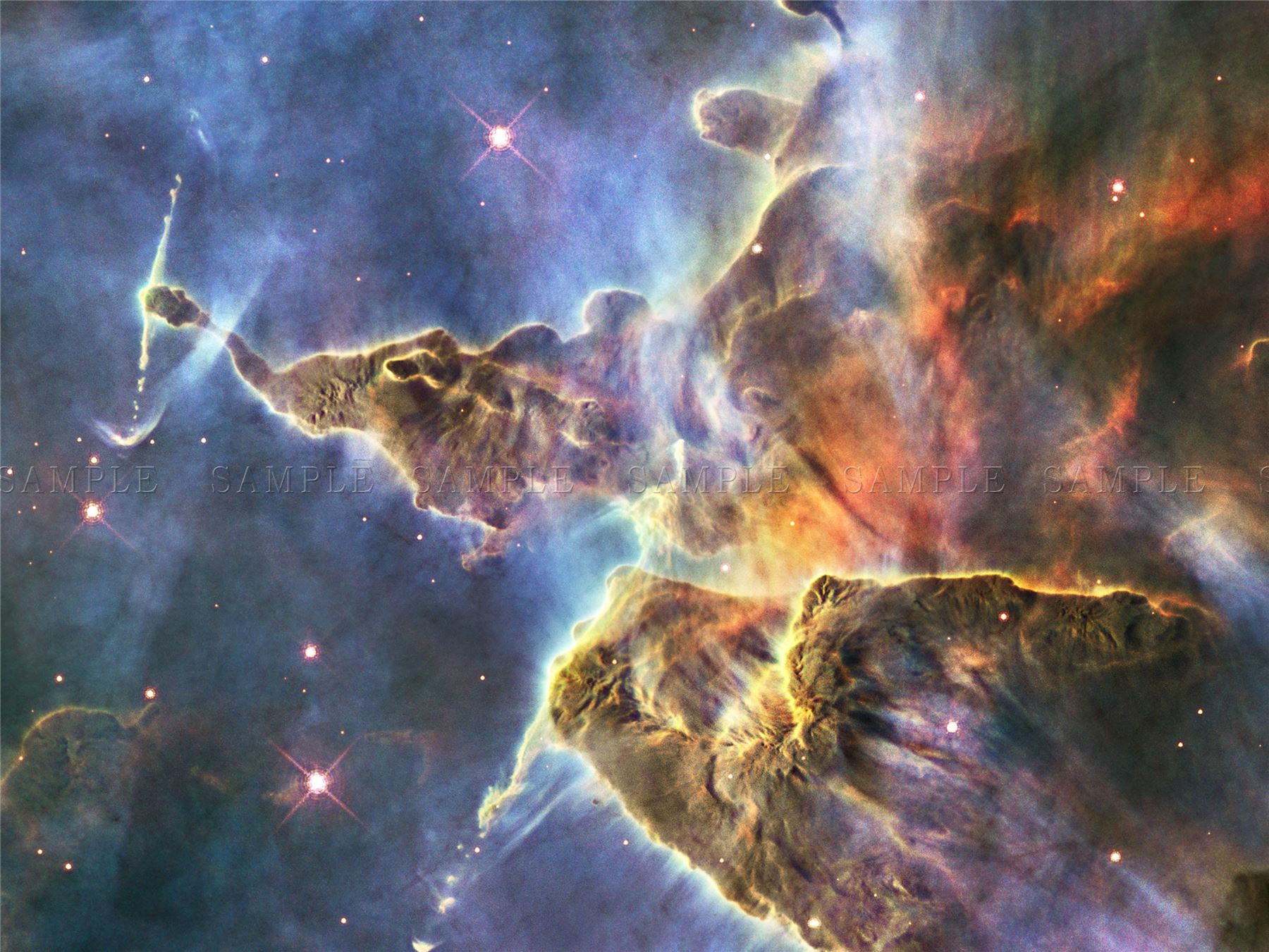 galaxies in the universe poster - photo #41