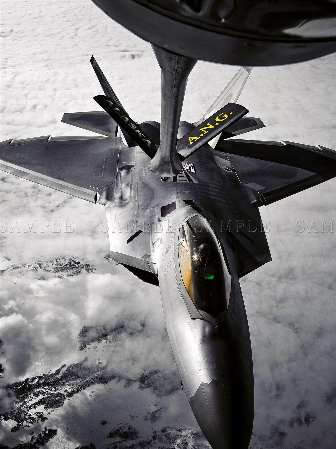 Aereo Da Caccia F 22 Raptor : Aereo militare caccia f raptor carburante