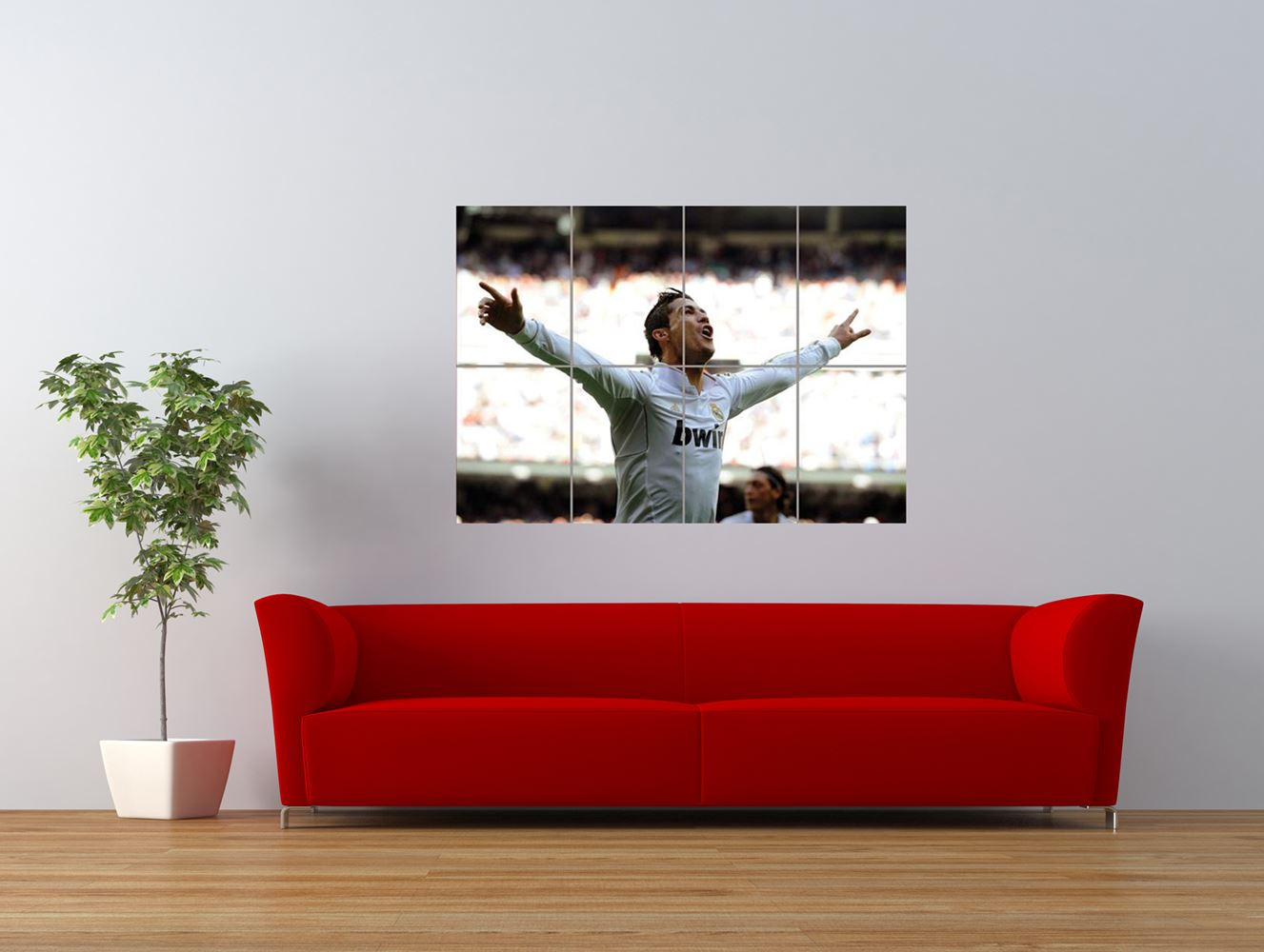 CRISTIANO-RONALDO-REAL-MADRID-FOOTBALL-GIANT-ART-PRINT-PANEL-POSTER-NOR0211