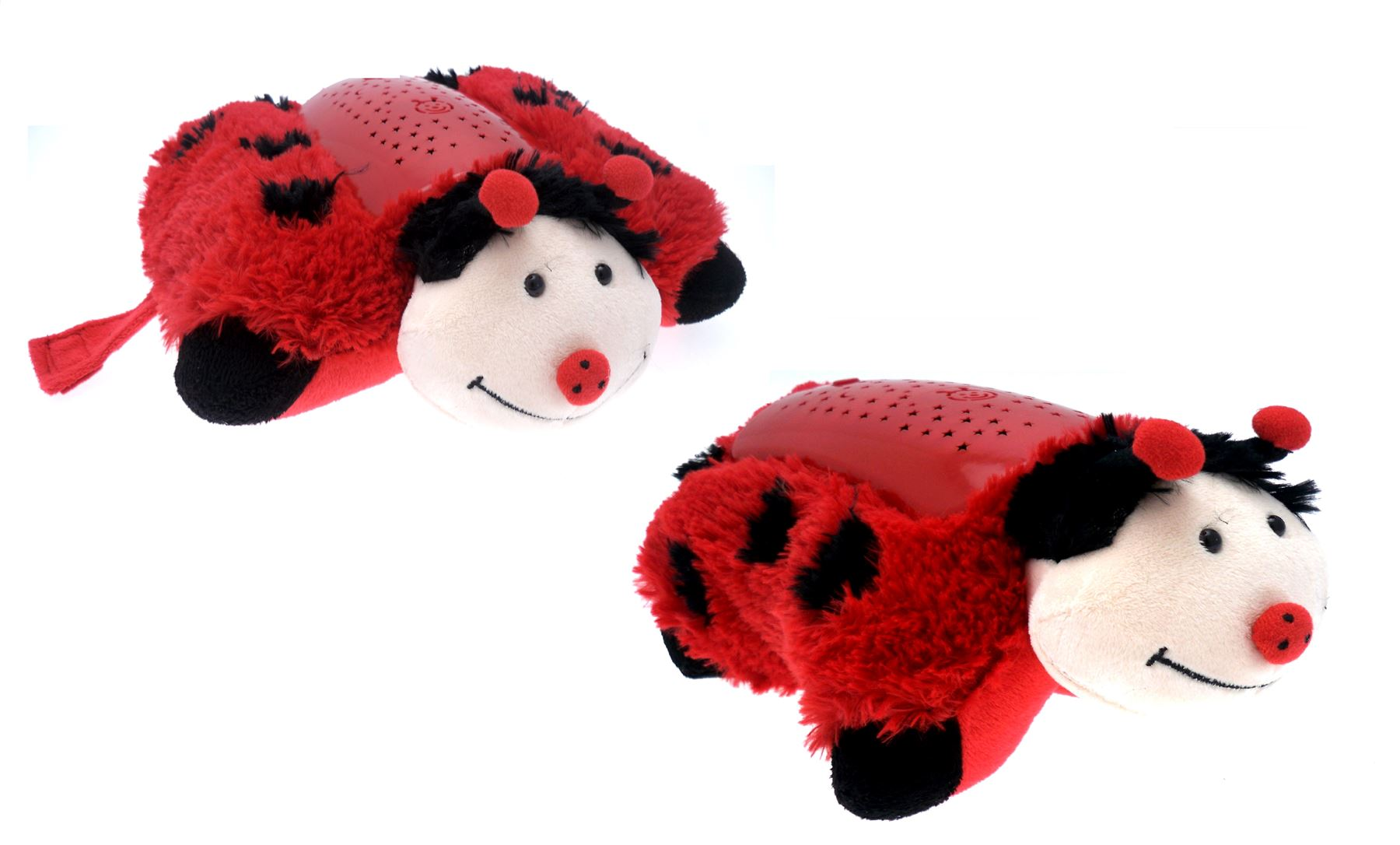 ANIMAL PILLOW PETS DREAM WITH NIGHT LIGHT KIDS TOY LITES PLUSH CUDDLY CUSHION