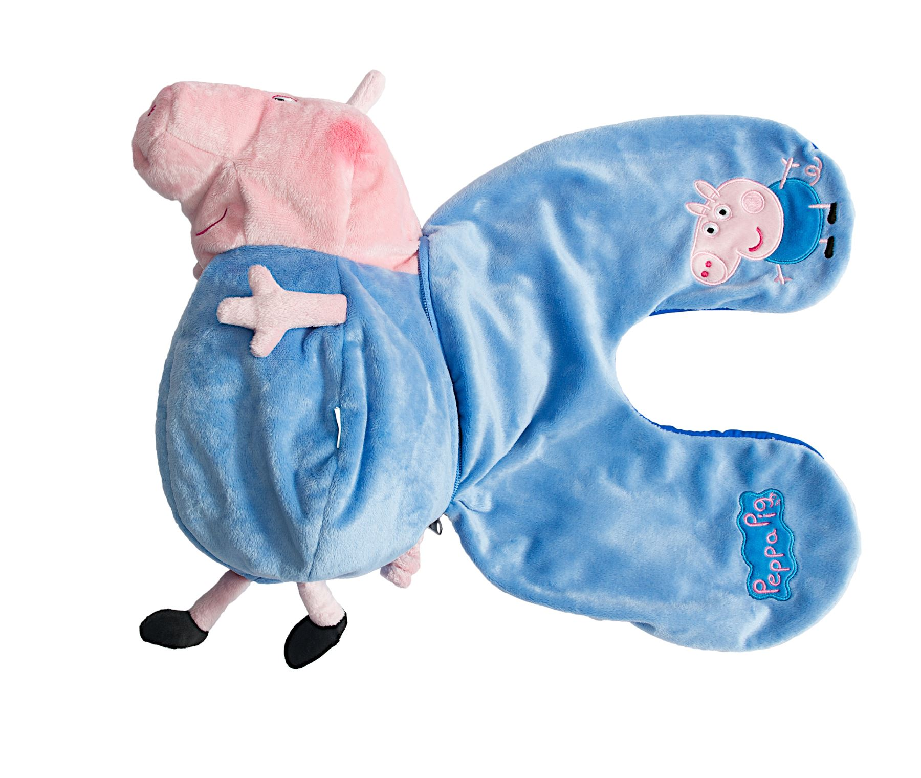 Image result for george peppa 2 in 1 cushion