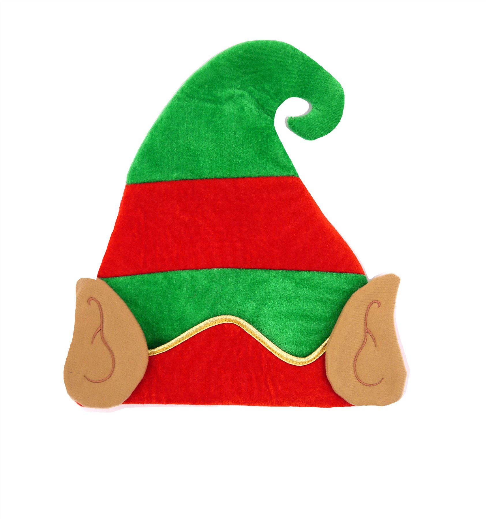 Christmas hat secret elf santa claus reindeer rudolph