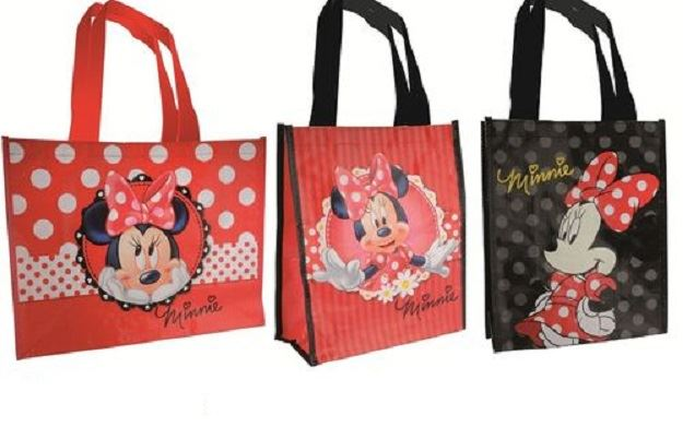 Minnie Mouse Bags. Showing 48 of results that match your query. Search Product Result. Product - Minnie Mouse Bow-tique Color N' Style Purse Activity. Product Image. Product - Minnie Mouse