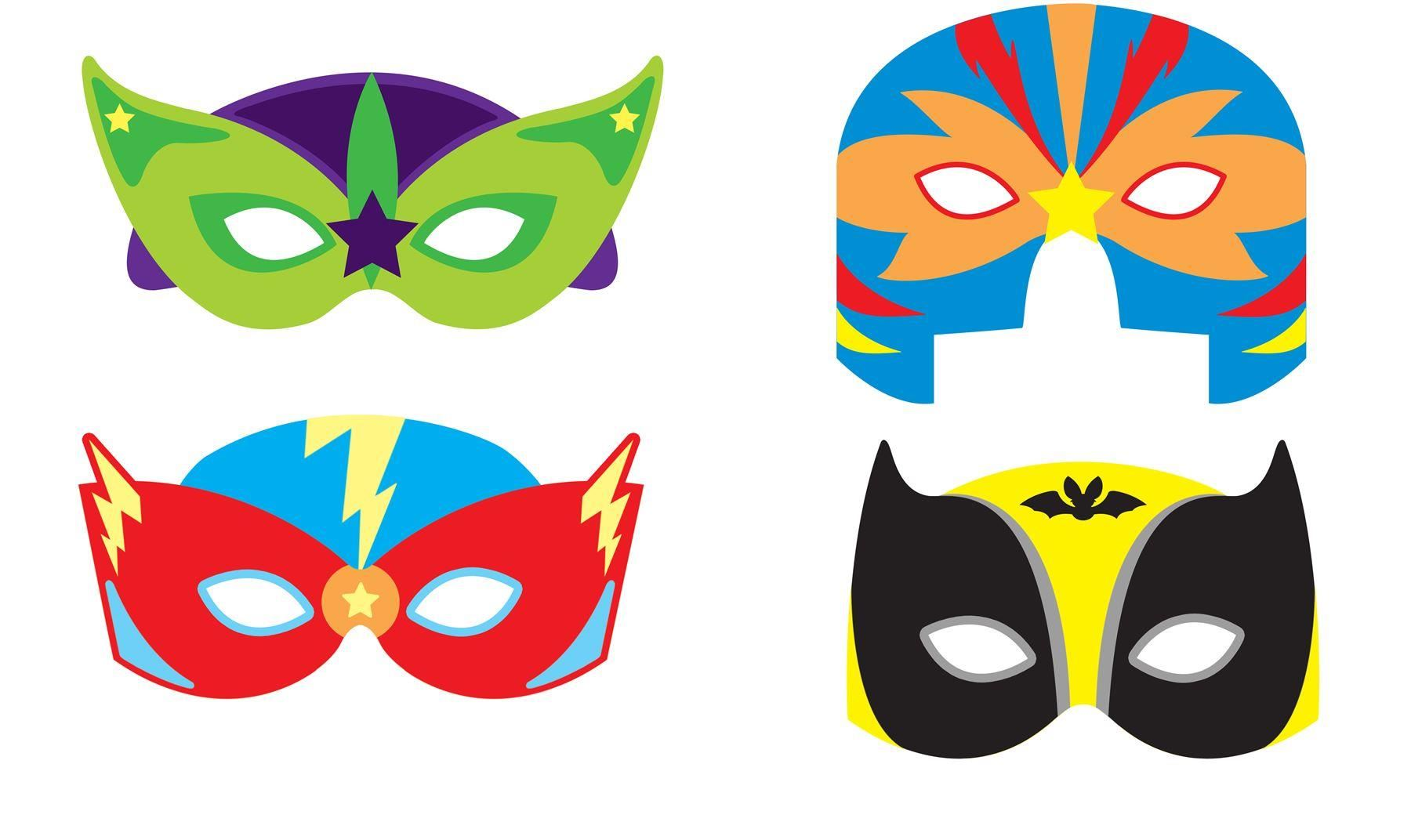 costume eye mask