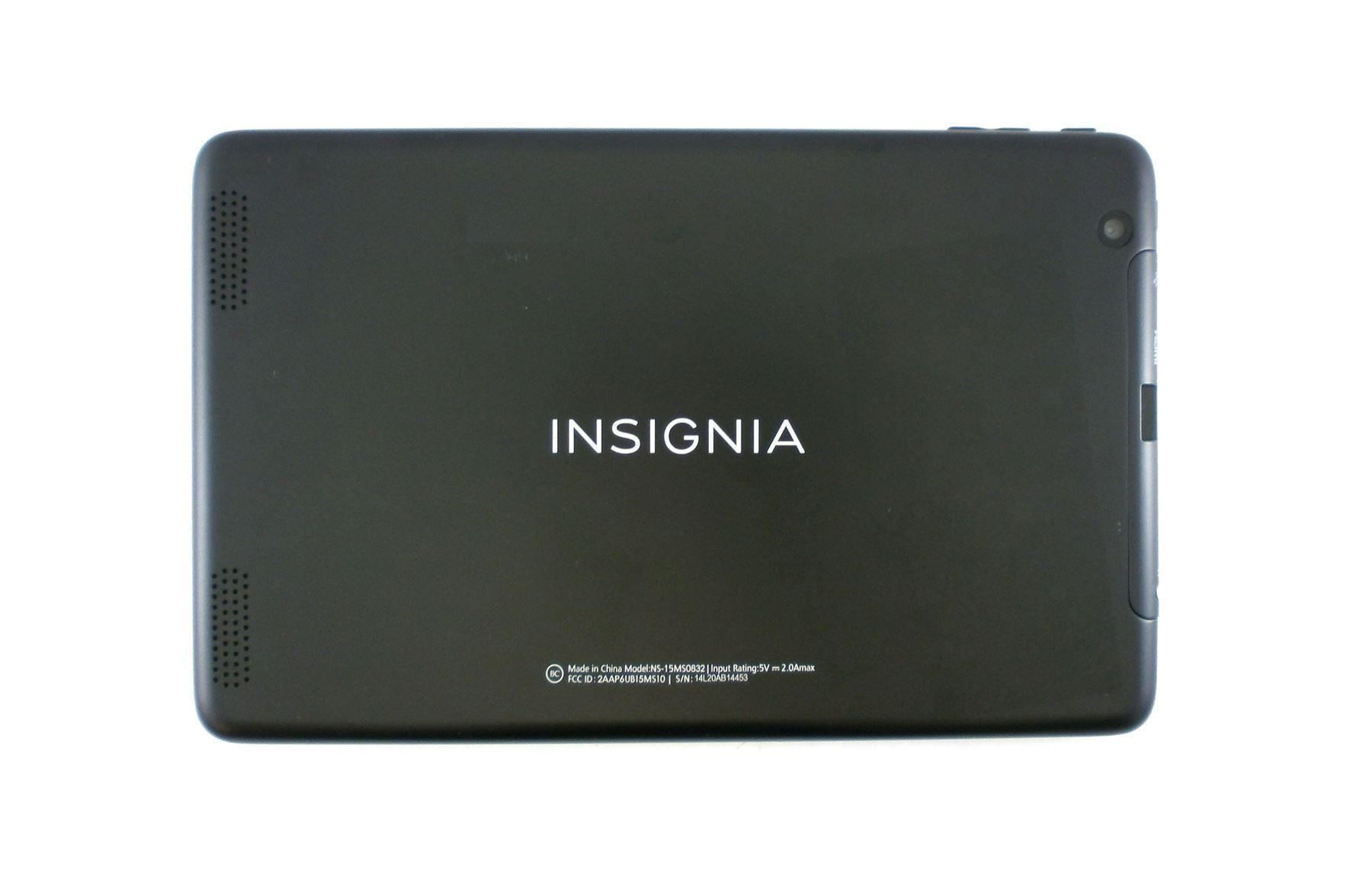 insignia 8 intel atom 32gb windows 8 1 tablet ns 15ms0832 touch screen black ebay. Black Bedroom Furniture Sets. Home Design Ideas