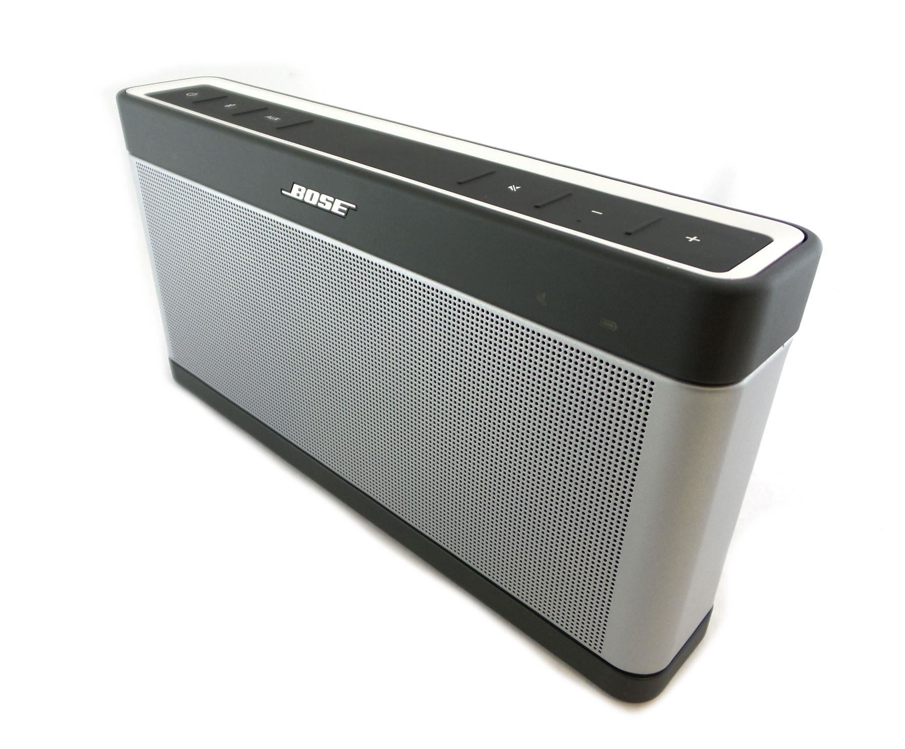 Bose soundlink iii bluetooth wireless portable speaker for Housse bose soundlink 3