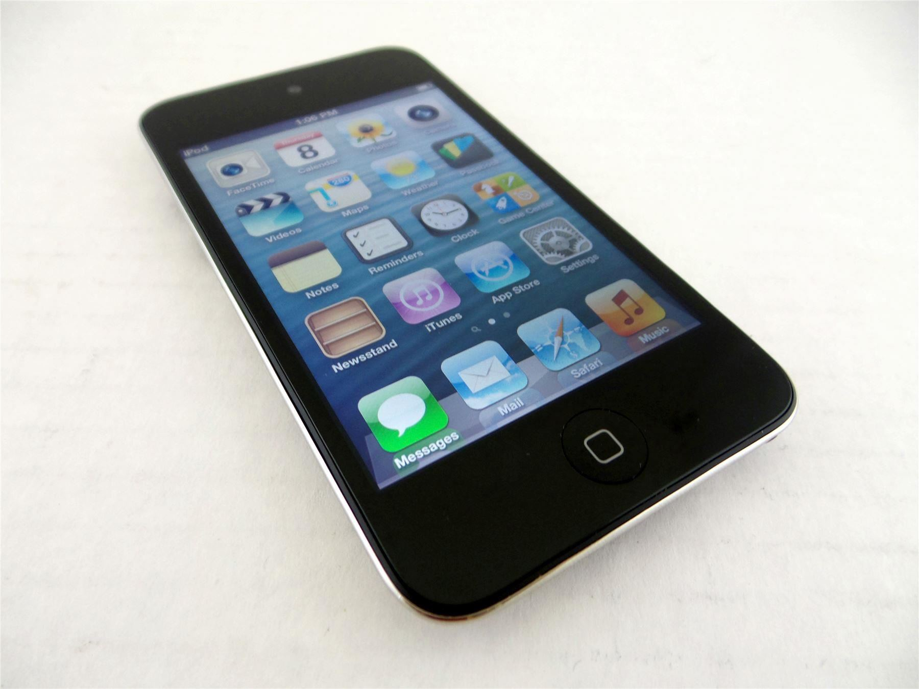 Apple iPod Touch 4th Generation Wi-Fi 8GB 16GB 32GB 64GB ...