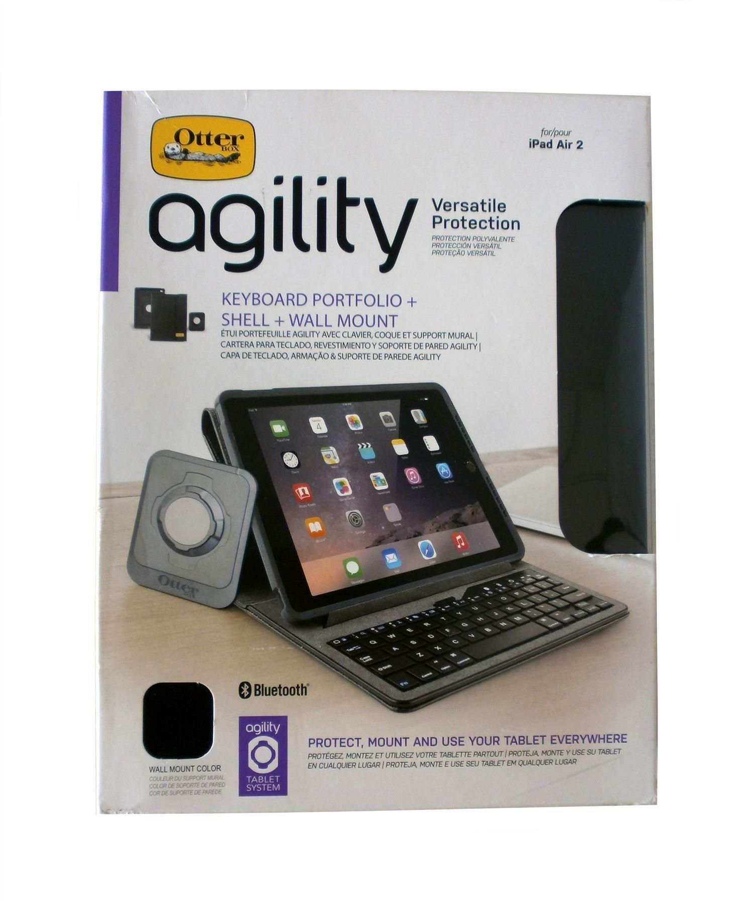 Otterbox Agility Keyboard Portfolio Case Amp Wall Mount