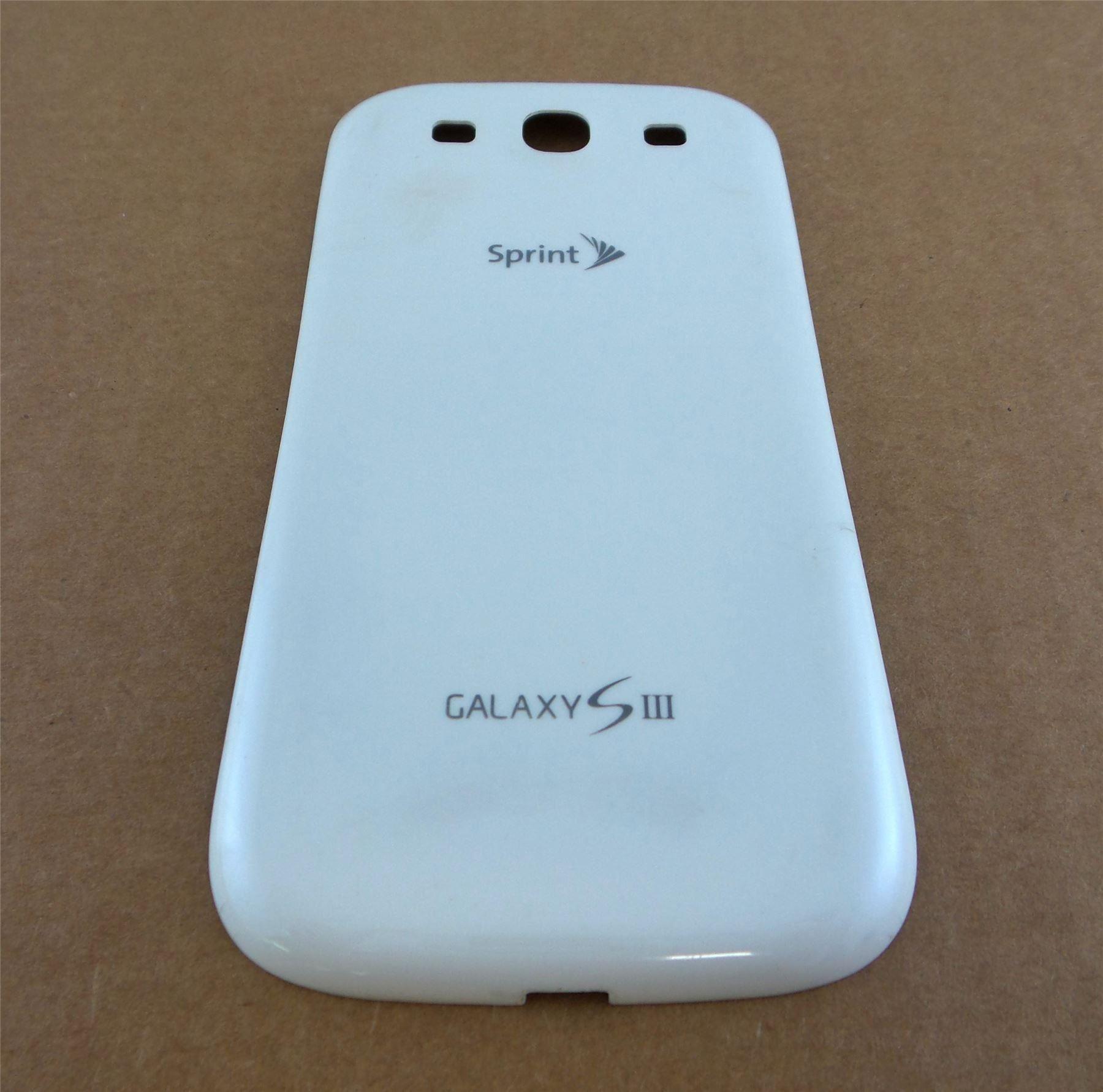 Samsung galaxy battery s3 verizon - Samsung Galaxy S3 Genuine Battery Door Cover Replacement