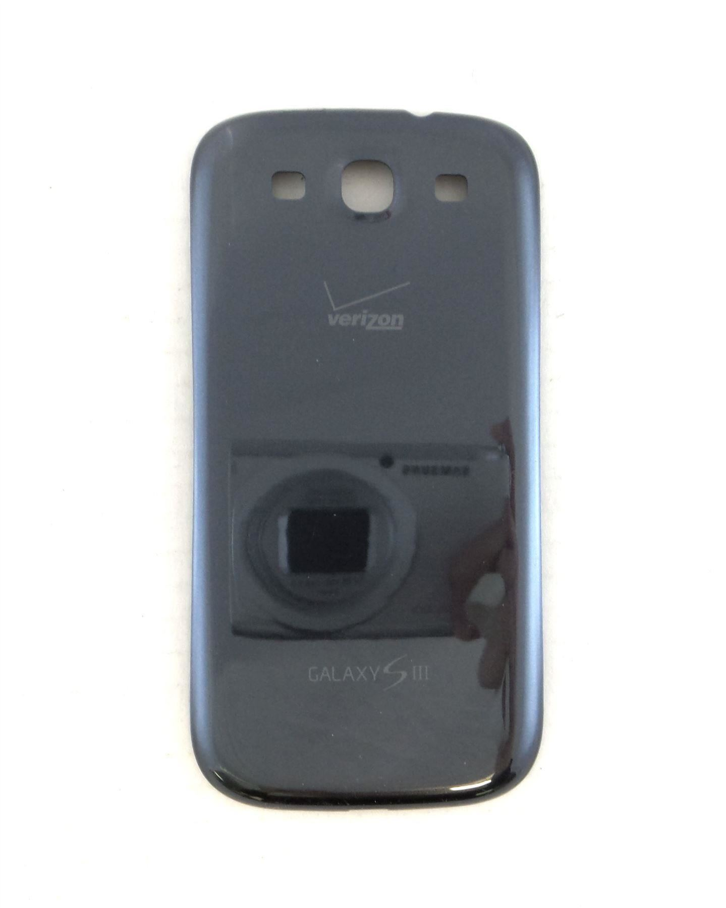Samsung galaxy battery s3 verizon - Samsung Galaxy S3 Genuine Battery Door Cover Replacement