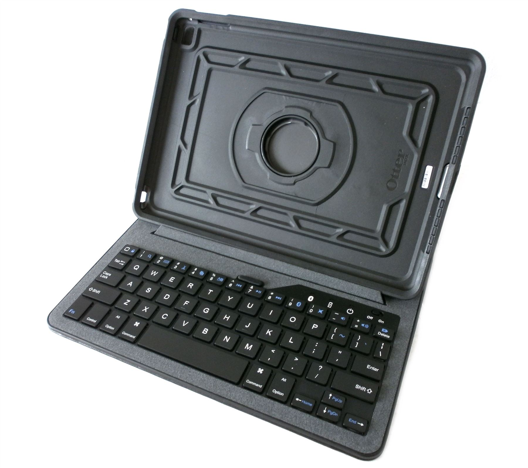 otterbox agility keyboard portfolio case wall mount apple ipad air