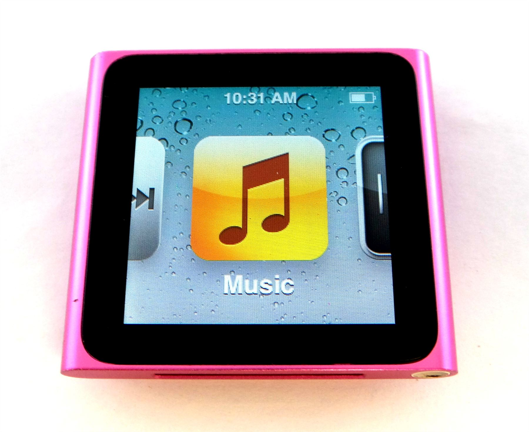 apple ipod nano 6th generation 8gb 16gb green pink silver. Black Bedroom Furniture Sets. Home Design Ideas