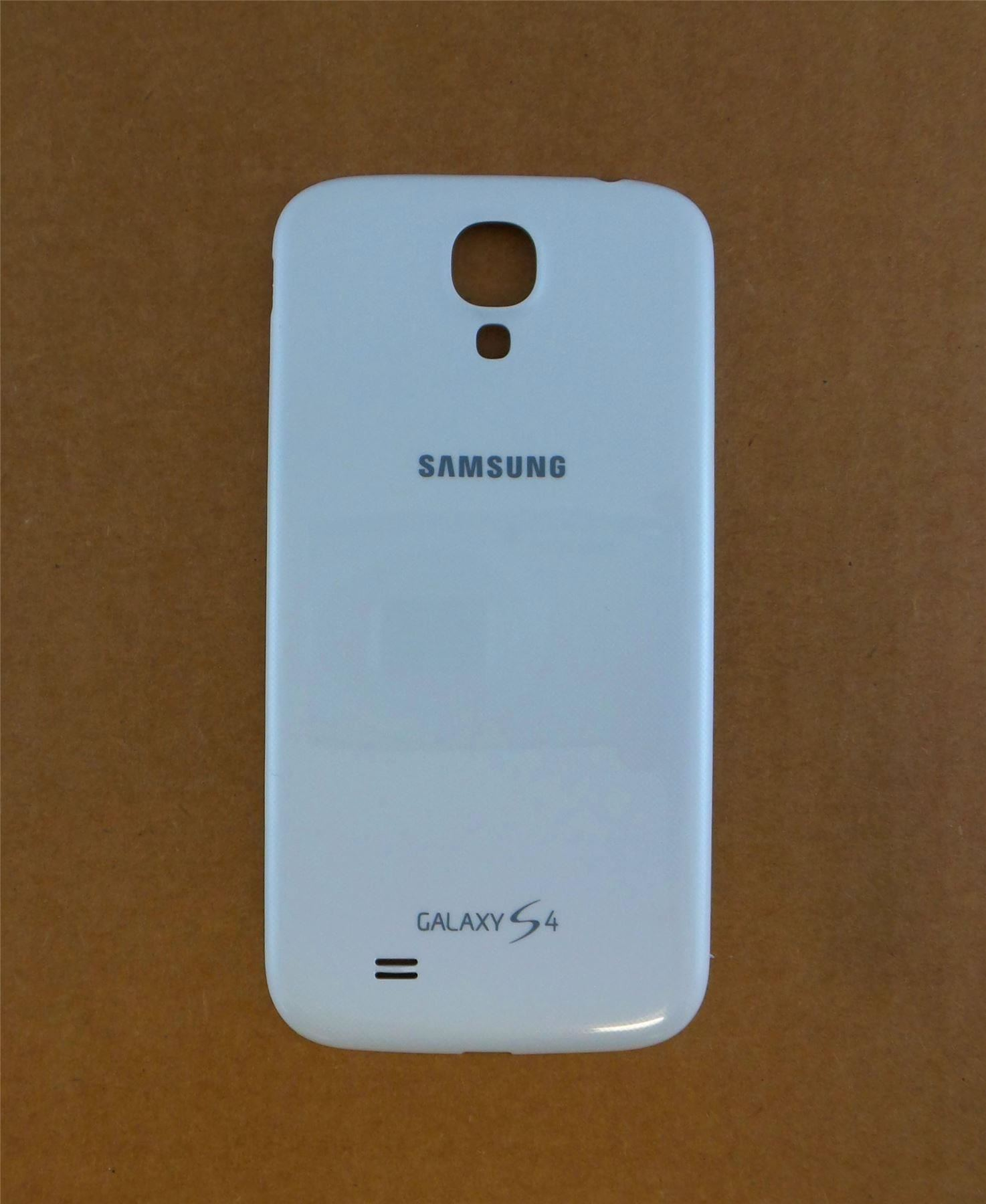 samsung galaxy s4 genuine battery door covers for at t verizon t mobile cricket. Black Bedroom Furniture Sets. Home Design Ideas