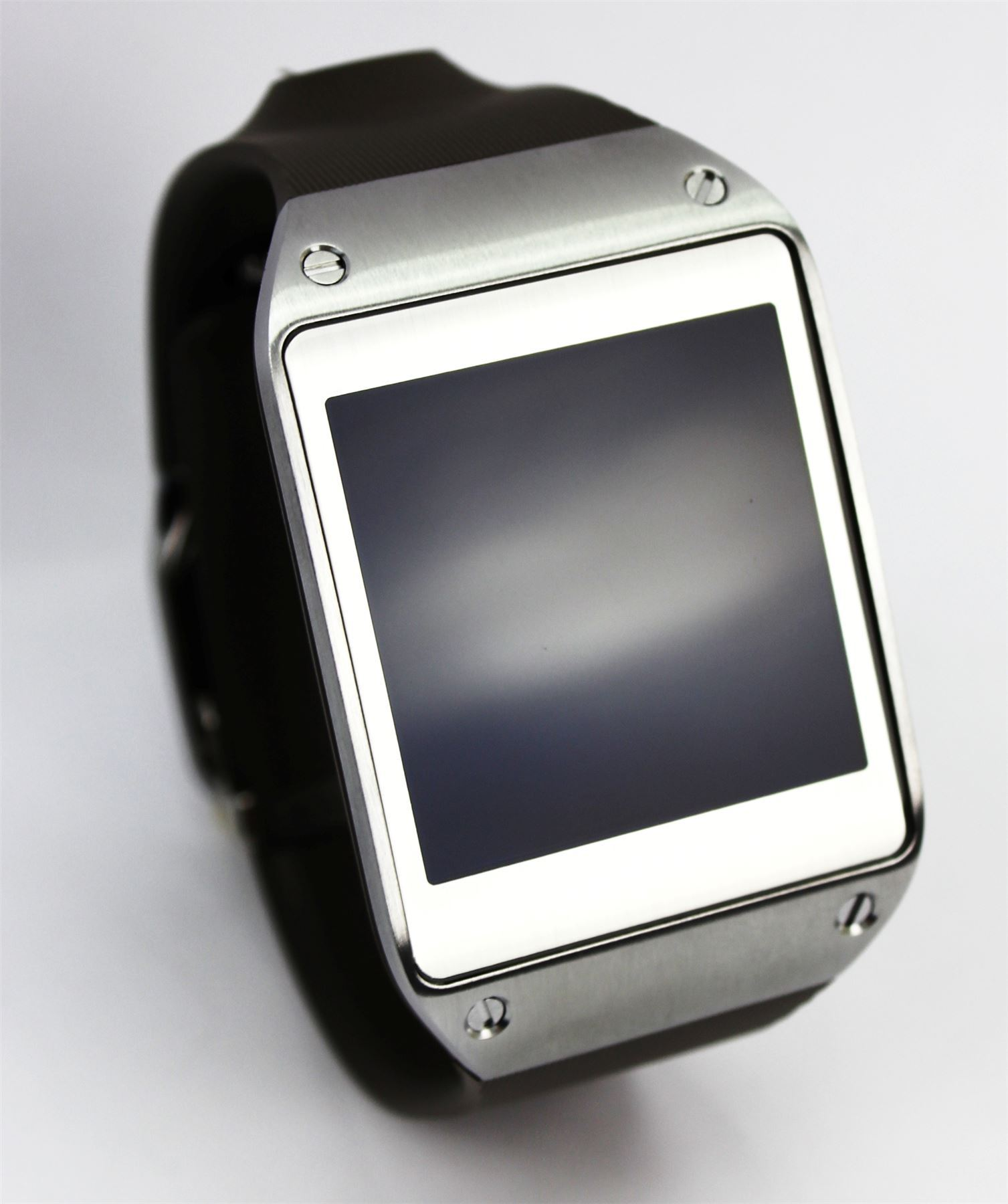 Samsung Galaxy Gear SM-V700 Camera Fitness AMOLED Android ...  Samsung Galaxy ...