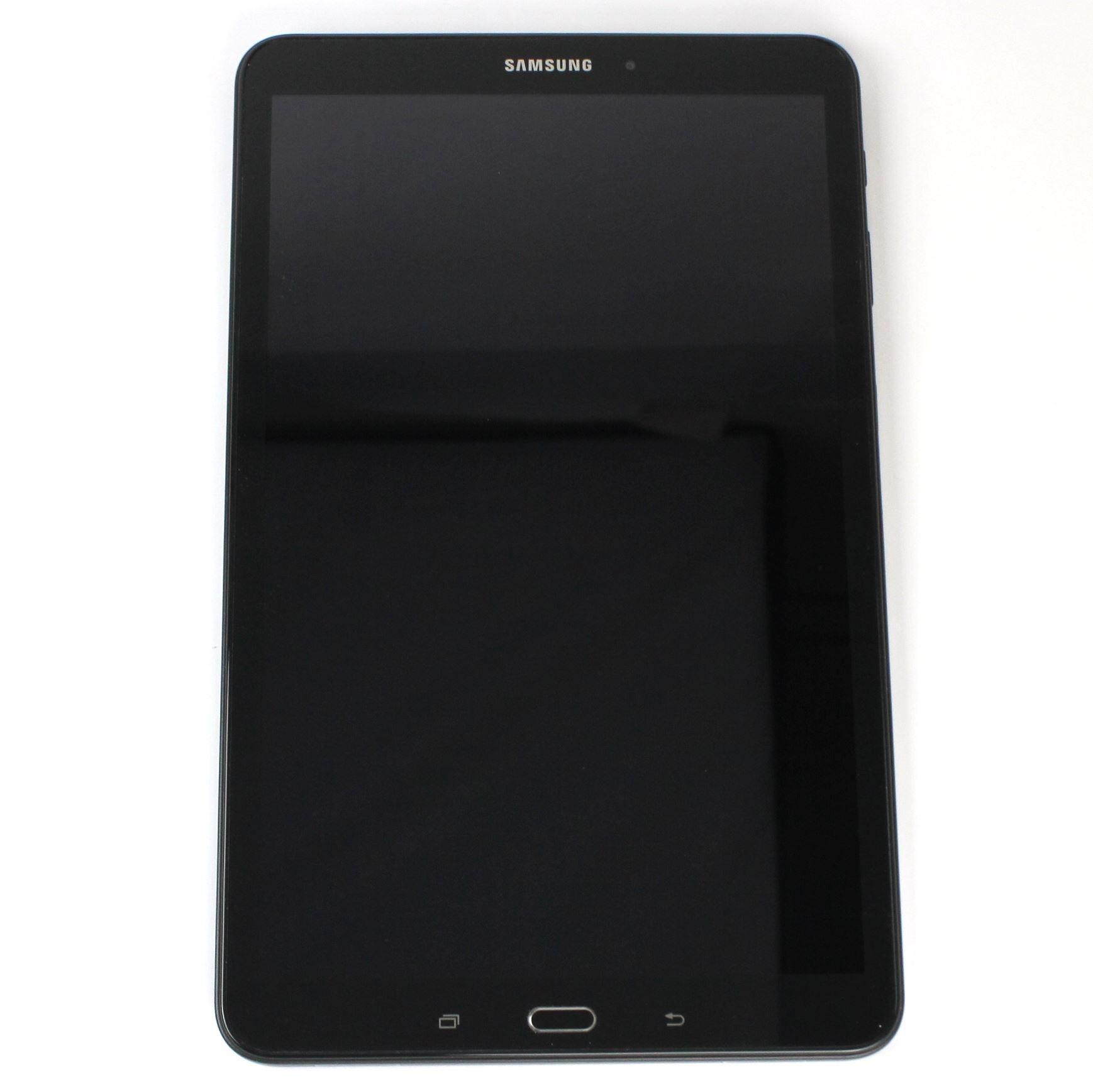 samsung galaxy tab a6 2016 10 1 sm t585 16gb 4g lte wifi unlocked tablet black ebay. Black Bedroom Furniture Sets. Home Design Ideas