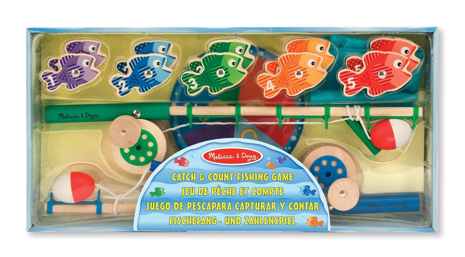 Learning Toys And Games : Melissa and doug kids toddlers educational learning wooden