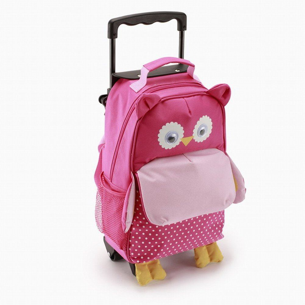 Babyhugs Kids Animal Trolley Cabin Luggage Backpack Rucksack ...