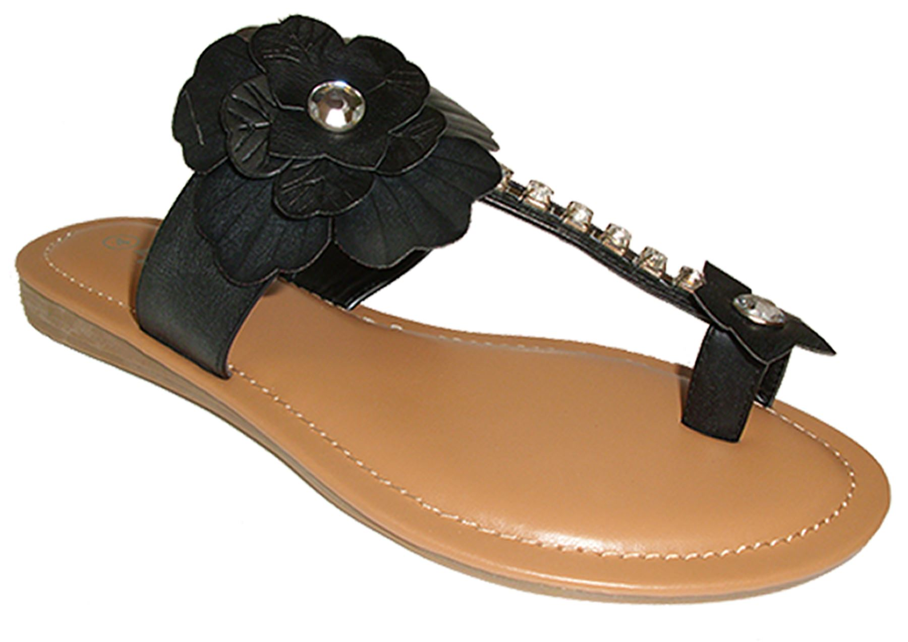 Flowers Design Womens Safety Shoes