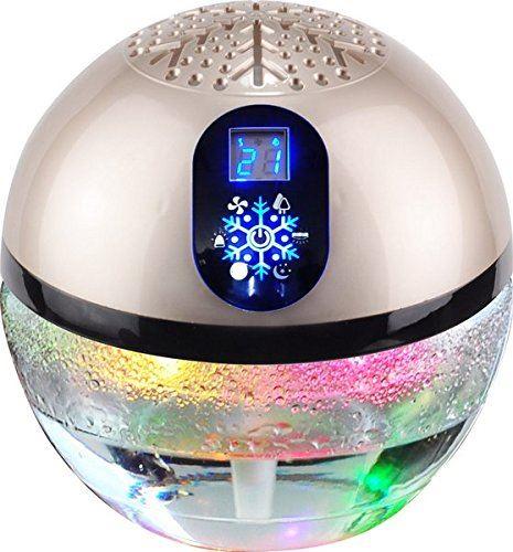 Fresh air globe humidifier