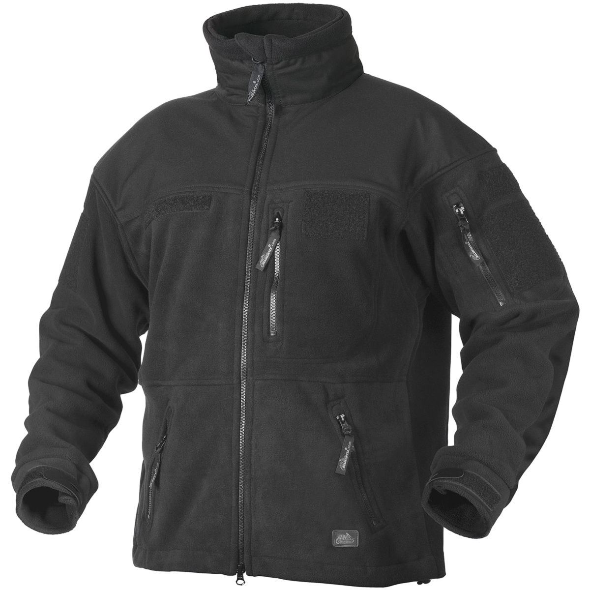 HELIKON INFANTRY FLEECE JACKET TACTICAL DOUBLE ARMY MENS COMBAT ...