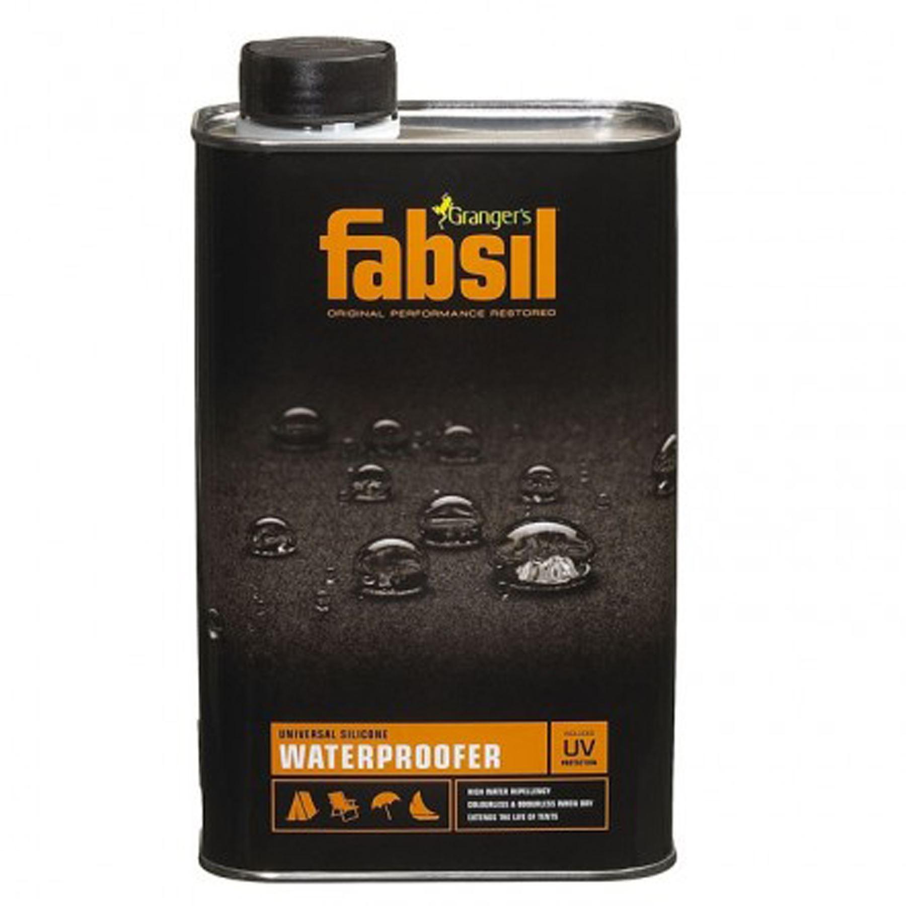 Grangers Fabsil UV Waterproofer Sealant Waterproofing Tent ...