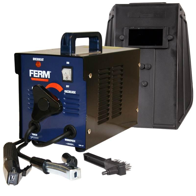 Ferm Power 100Amp Arc Welder with Accessories