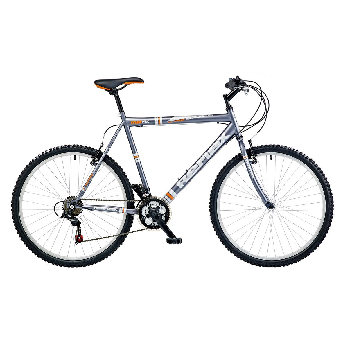 Reflex-Matrix-Gents-Mens-Mountain-Bike-18-Speed-Bicycle-Cycle