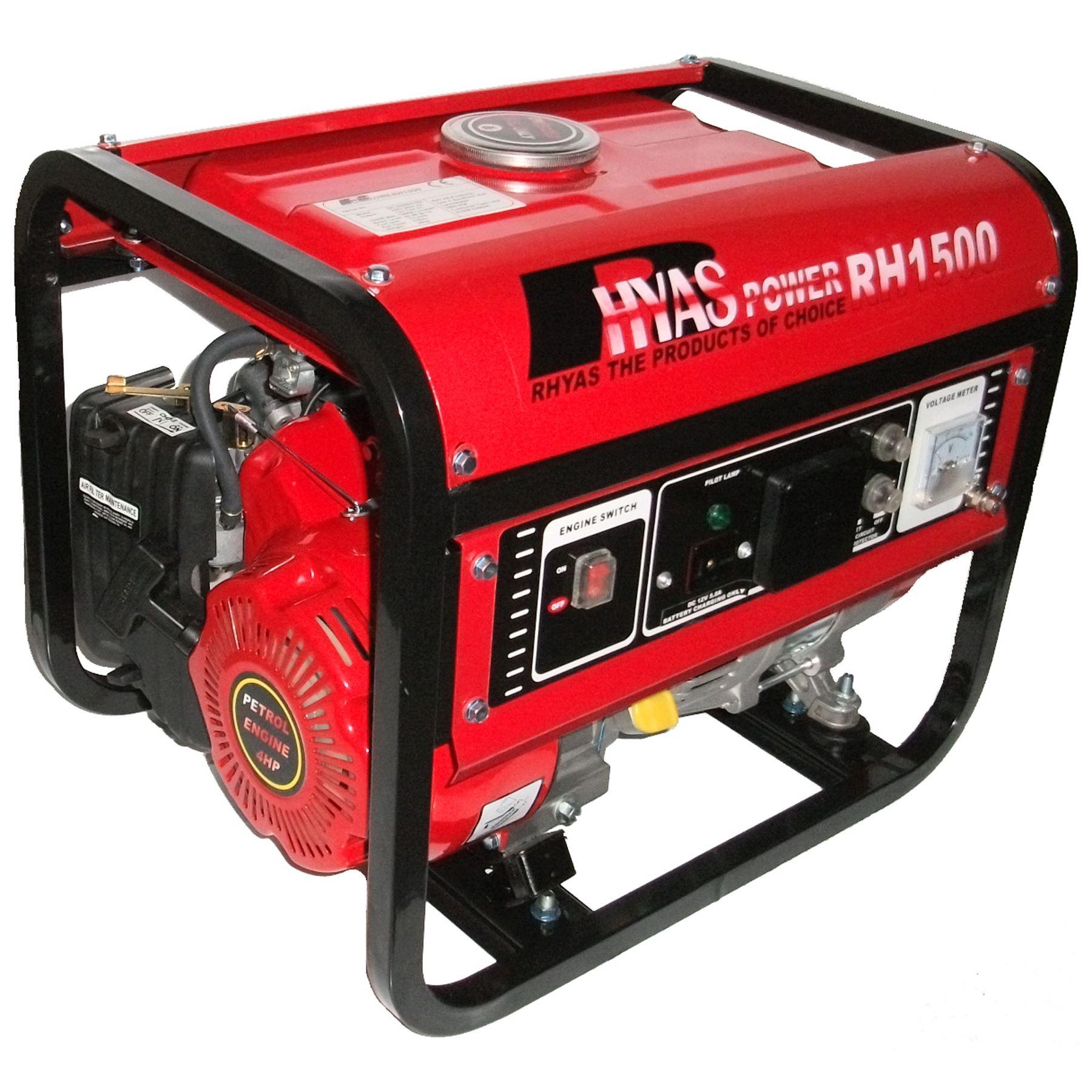 how to make a 240v ac generator