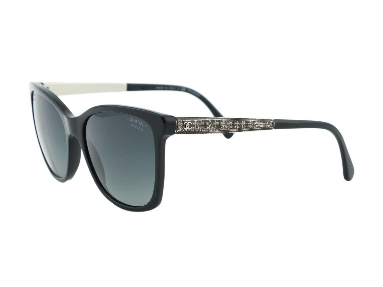 Chanel CH 5348 Authentic Women Sunglasses Polarized Black ...Chanel Sunglasses 2013 Women