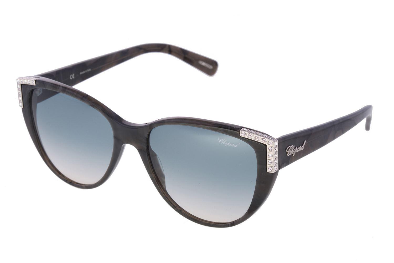 Authentic Sunglasses Ebay  chopard authentic women cat eye sunglasses swarovski crystals
