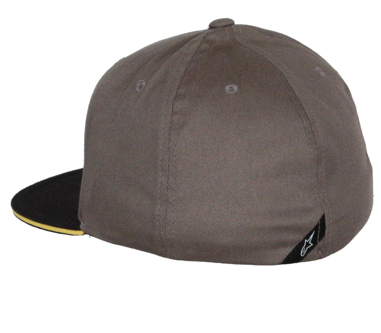 b96ca3a24896a Alpinestars-Flexfit-Flatbill-Cap-Ageless-charcoal thumbnail 6
