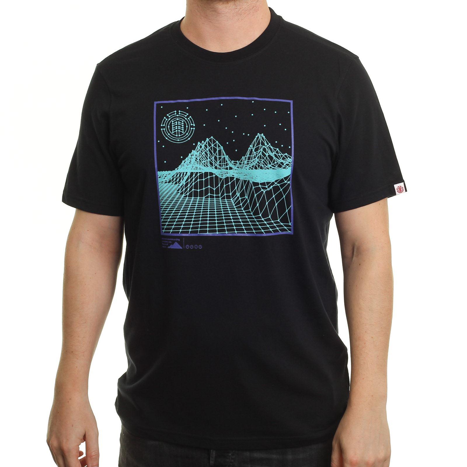 Element-T-Shirt-cableados