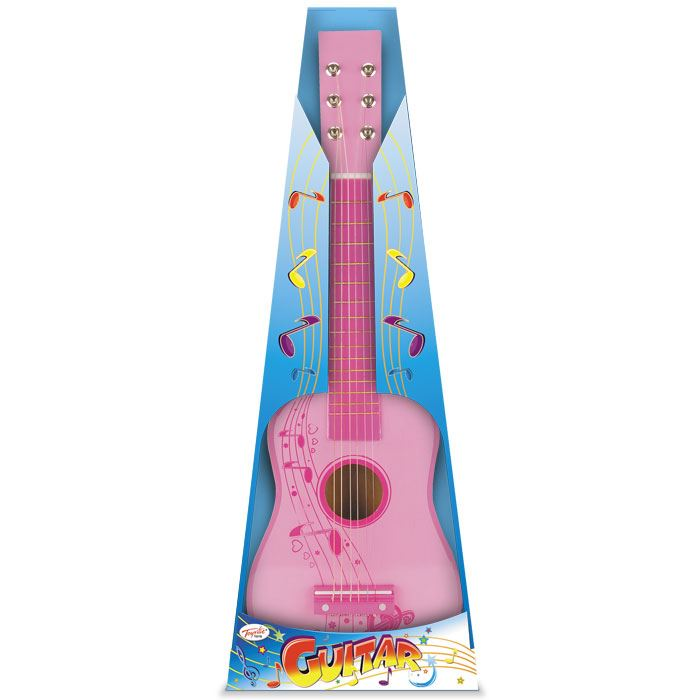 Musical Toys For Toddlers Boys : Toyrific wooden wood childrens kids girls boys guitar