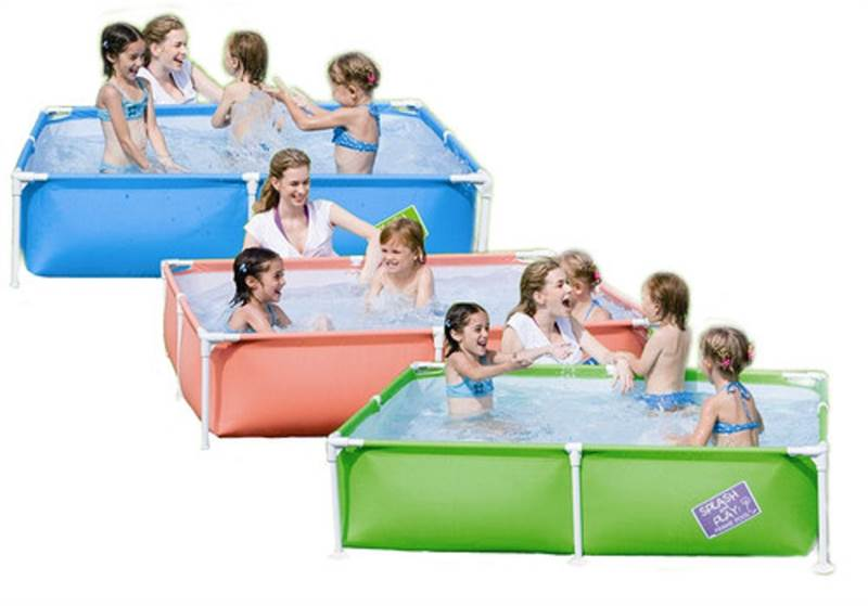 Bestway my first frame swimming paddling pool childrens - Toys r us swimming pools for kids ...