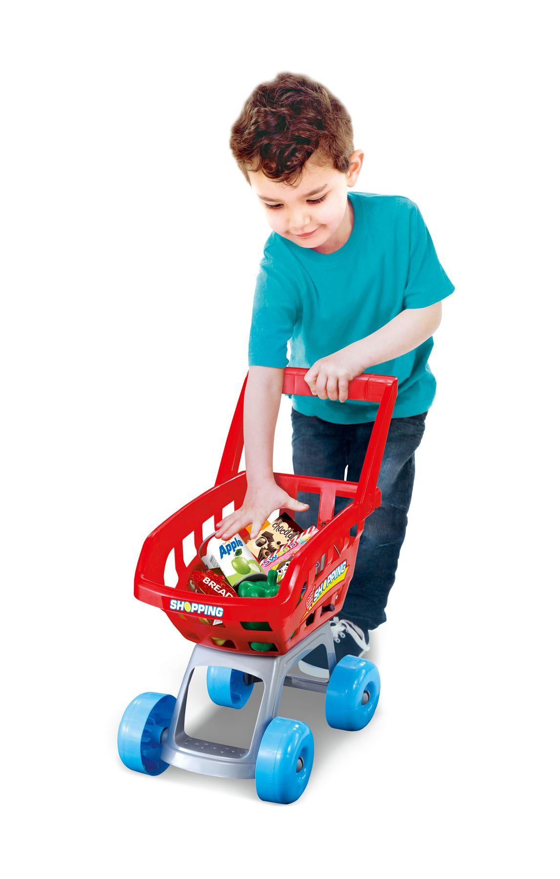 Pretend Play Toys : Vinsani kids pretend play supermarket shop toys set