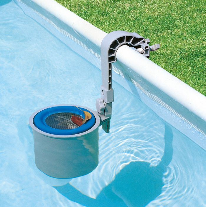 Deluxe swimming paddling pool hot tub cleaning vacuum for Skimmer de piscina