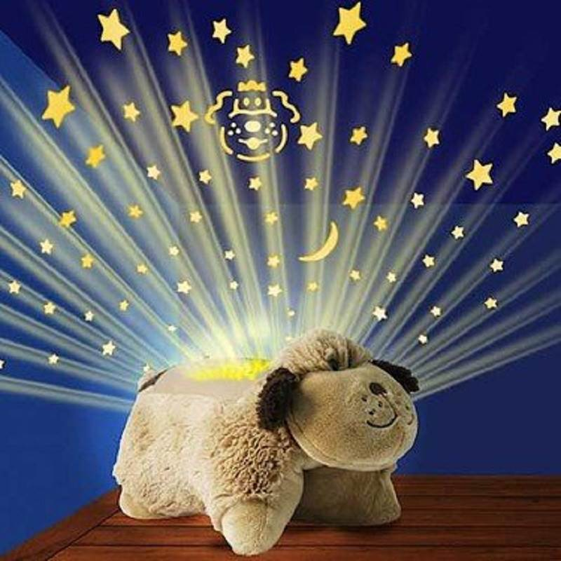 Animal Pillow That Lights Up : PILLOW PETS DREAM LITES CHILDRENS CUDDLE CUSHION ANIMAL NIGHT LIGHT LAMP TOY eBay