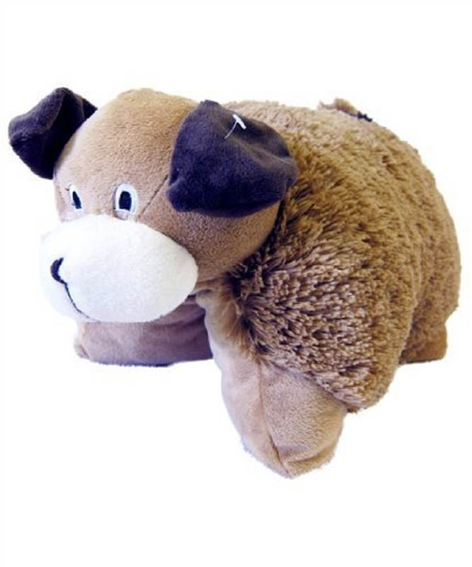 Animal Travel Pillow : ANIMAL PET CUDDLE CUSHION PALS 2 IN 1 CHILDRENS KIDS INFANTS BED PILLOW TRAVEL eBay