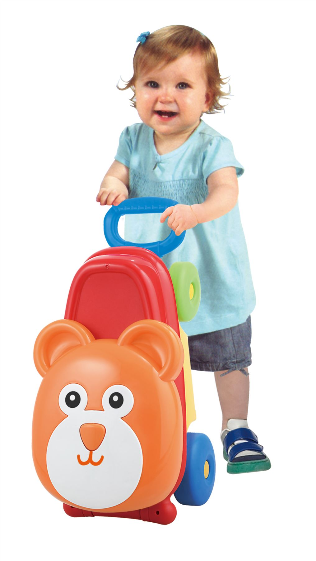 Benefits Of Ride On Toys : Vinsani children kids in push along sit ride toy