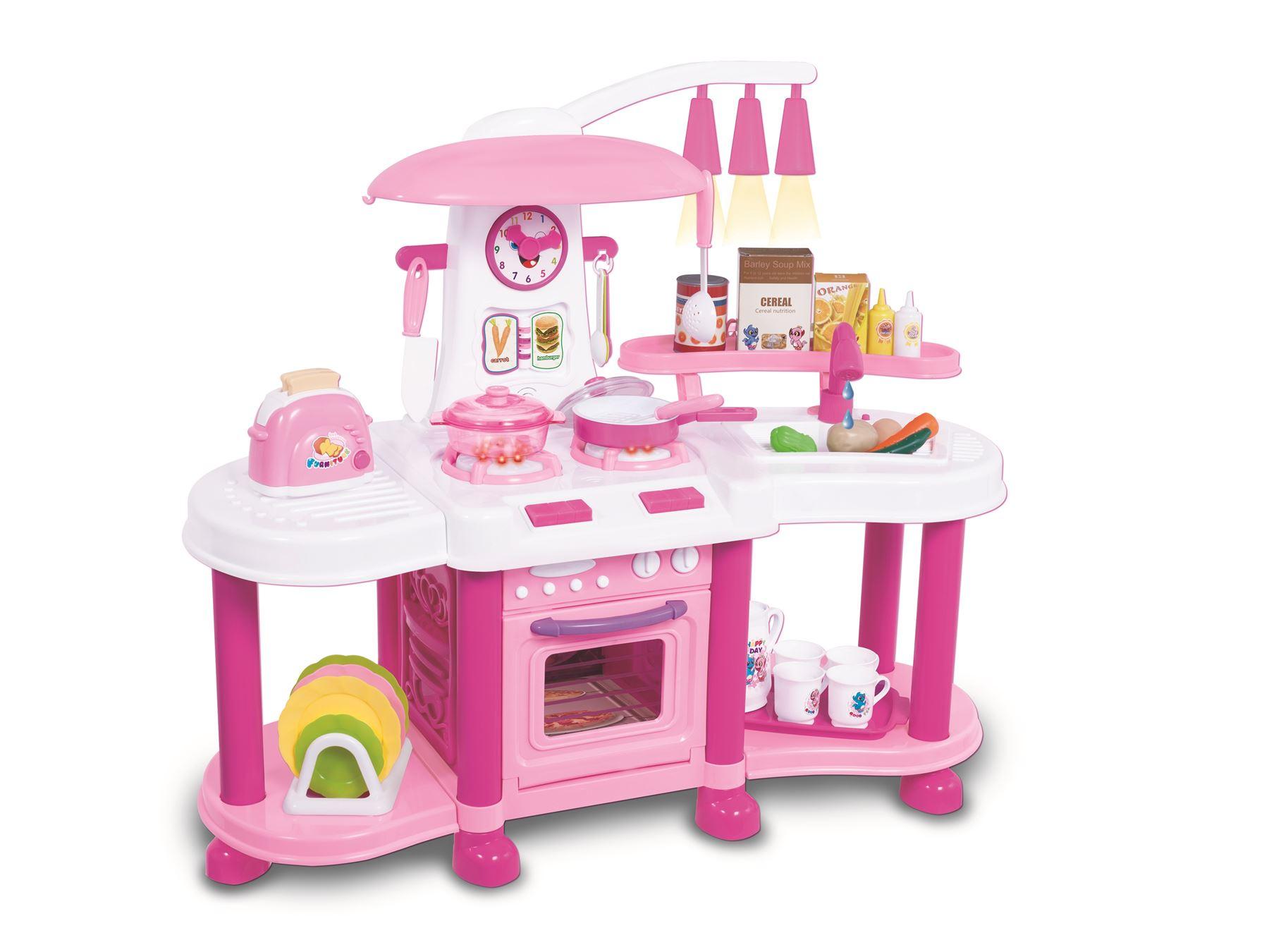 Vinsani Kitchen Food Cooking Appliances Kids Craft Pretend