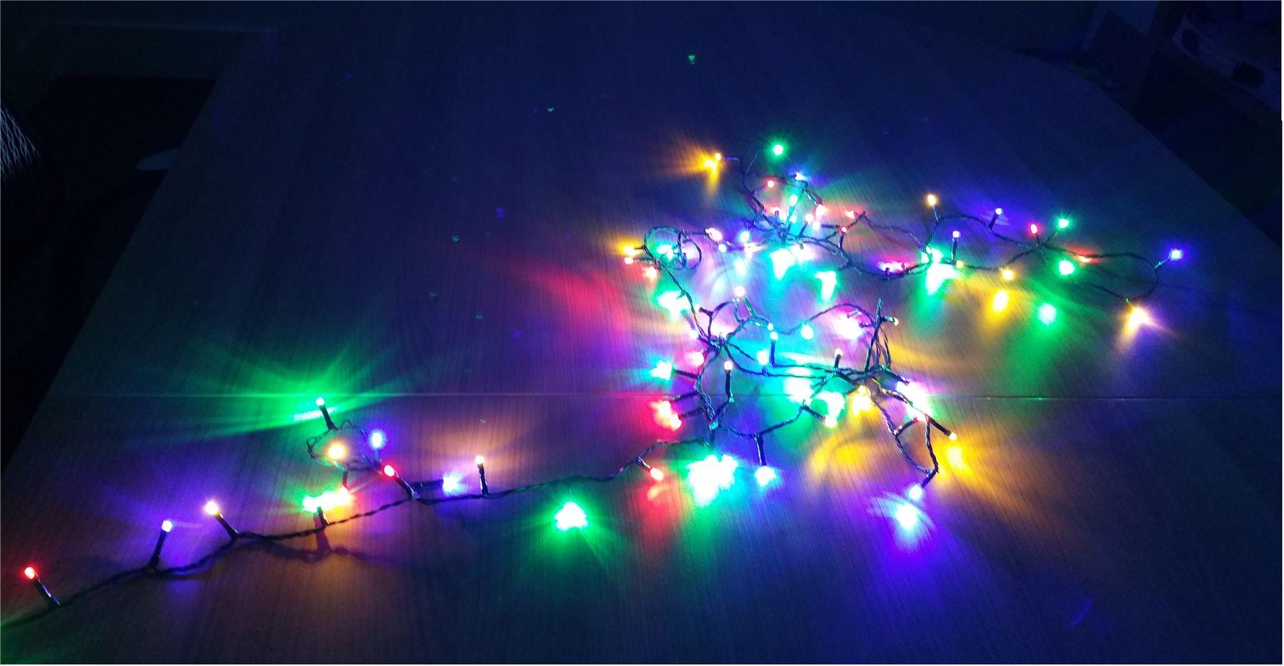 Christmas String Lights Indoor : 100/200/600 Multicolour LED String Fairy Lights Indoor/Outdoor Xmas Christmas eBay