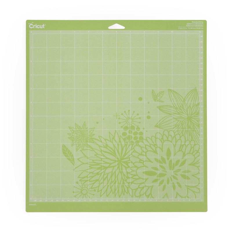 Cricut Machine Self Adhesive Cutting Mats Gridlines All