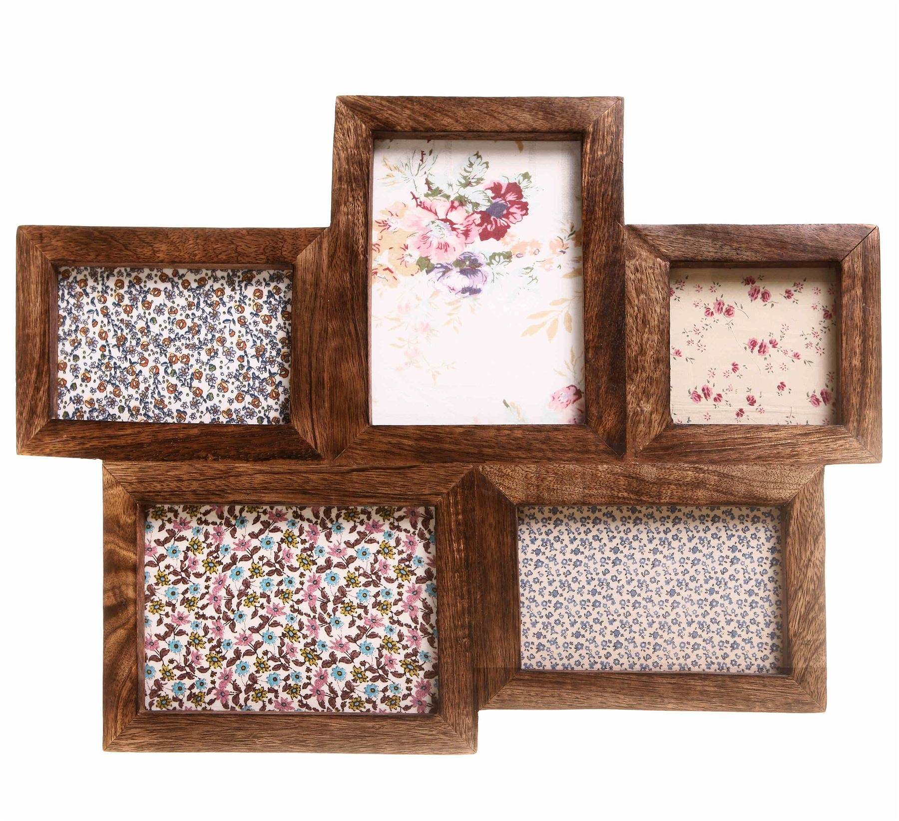 100 customer satisfaction - White wooden picture frames ...