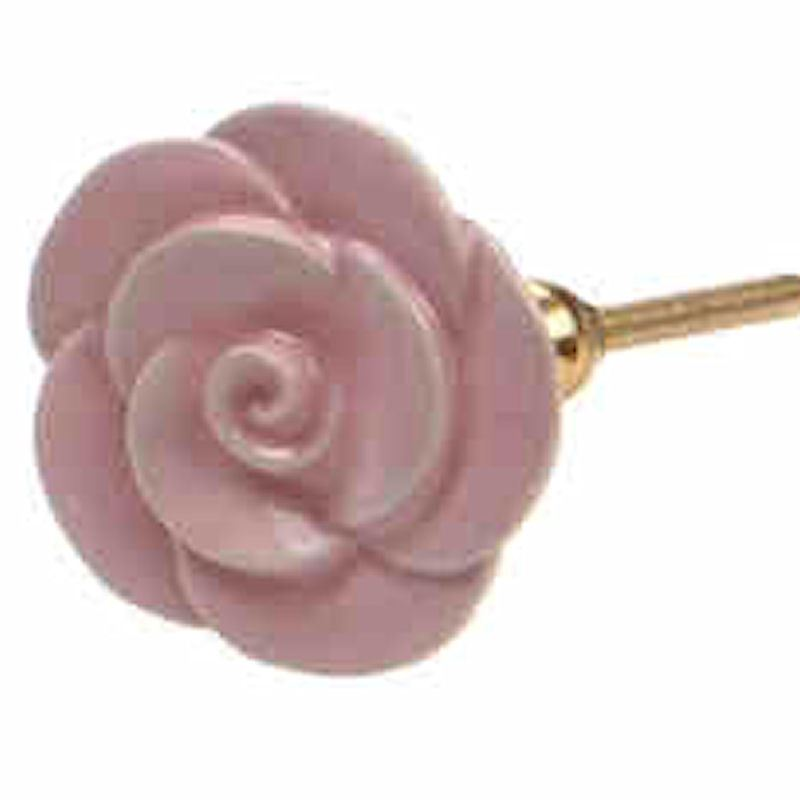 anglais roses en forme porte bouton tiroir poign es vintage c ramique fleure all ebay. Black Bedroom Furniture Sets. Home Design Ideas